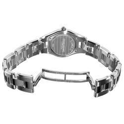 Baume & Mercier Womens Linea Mother Of Pearl Dial Diamond Watch