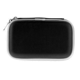 GTMax Premium Black Eva Pouch Carrying Case for Nintendo
