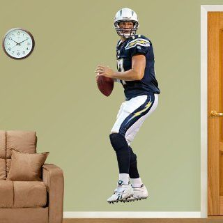 San Diego Chargers Philip Rivers Fathead Vinyl Wall