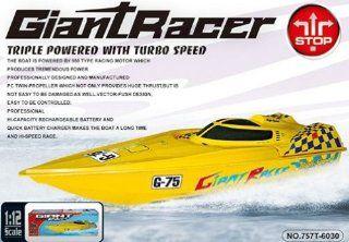 45 Gian Racer G 75 Mosquio Craf Huge RC Racing Speed