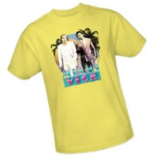 80s Love    Miami Vice Youth T Shirt Clothing