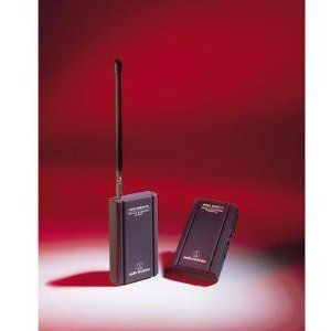 88W Wireless Microphone System (171.045 and 171.845 MHz) Electronics