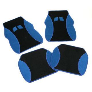 Jeu de 4 tapis moquette MODENA   Achat / Vente TAPIS DE SOL 4 tapis