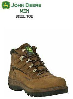 John Deere Boots WCT Waterproof Hiker JD3604: Shoes