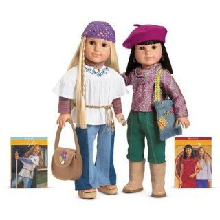 American Girl Julie & Ivy Best Friends Collection doll set