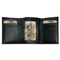 Dopp Mens Regatta ID Tri fold Wallet