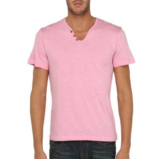 TRAXX T Shirt Homme Rose Rose   Achat / Vente T SHIRT T TRAXX T