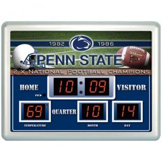 Penn State Nittany Lions Scoreboard Clock
