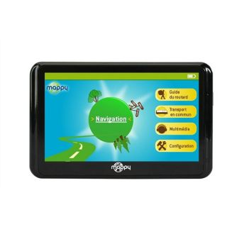 400 Europe Guide du Routard   Achat / Vente GPS AUTONOME Mappy Iti 400