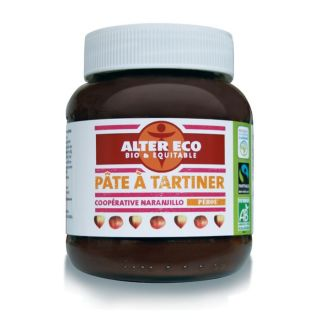 Pâte à Tartiner Noisettes bio 400g   Achat / Vente PATE A TARTINER