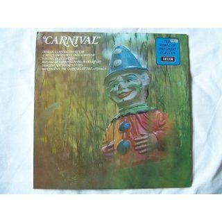 SPA 174 VARIOUS ARTISTS Carnival LP 1971 Various Artists