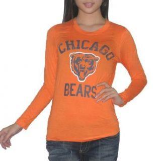 Womens Pink Victorias Secret NFL Chicago Bears Slim Fit