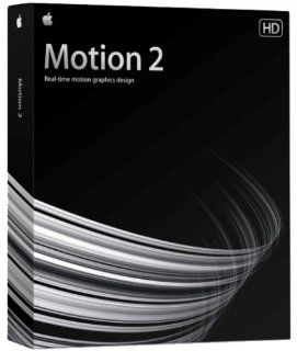 Apple Motion 2 (Mac DVD) [OLD VERSION] Software
