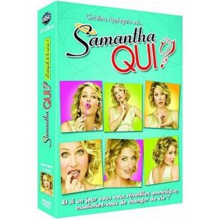 Samantha qui ?, saison 1 Et 2 en DVD SERIE TV pas cher