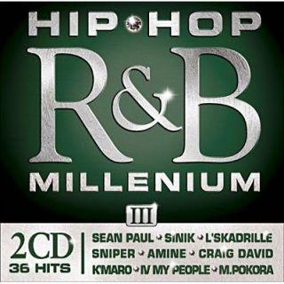 HIP HOP RNB MILLENIUM 2006   Achat CD COMPILATION pas cher