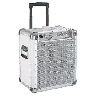 Pyle PCMX240I Battery Powered Portable PA System with Ipod