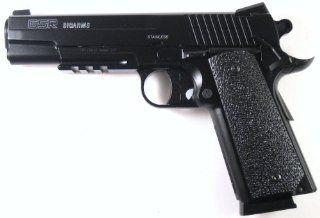 Sig Sauer GSR 1911 .177 CO2 BB Airgun Pistol   Black w
