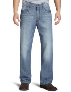 Lucky Brand Mens 181 Jean,Ol Beluga,40x32: Clothing