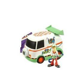 Scooby Doo Ghost Hunter Van & Shaggy Toys & Games