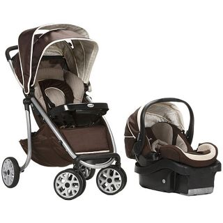 Safety 1st AeroLite LX Deluxe Travel System in Avery