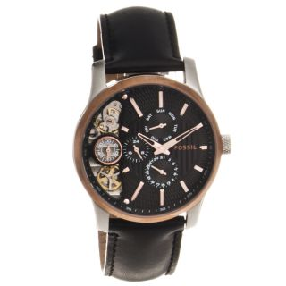 Fossil Mens Stainless Steel Twist Automatic Watch Today $149.99 4