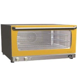 Cadco XAF 183 32 Full Size Convection Oven With Humidity