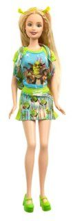 Shrek Barbie Doll Toys & Games