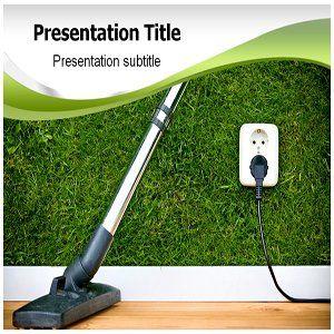 Green Energy PowerPoint Templates   Green Energy