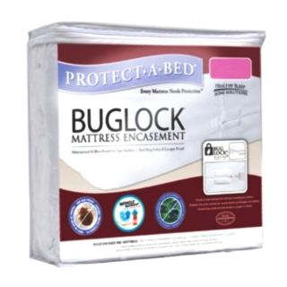 Protect a Bed Bug Lock Queen size Economy Encasement