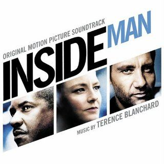 Inside Man (Original Motion Picture Soundtrack) Terence