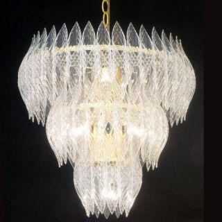 light Polished Brass Finish Chandelier Today $234.89