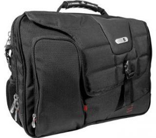 ful Unisex Adult Commotion Messenger Bag (Black, 13 x 17 x