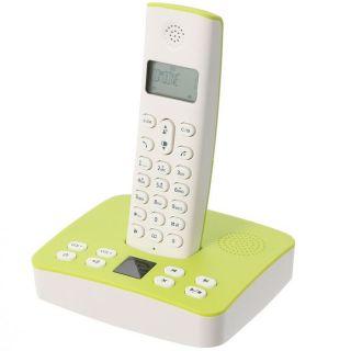 EDISON RIVA 450 Vert   Achat / Vente TELEPHONE FIXE CE RIVA 450