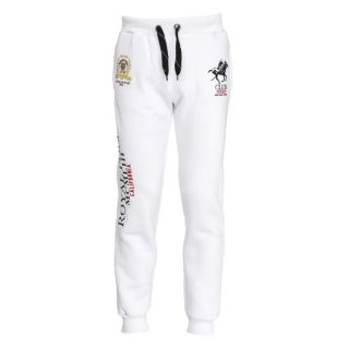 GEOGRAPHICAL NORWAY Jogging Homme Blanc Blanc   Achat / Vente PANTALON
