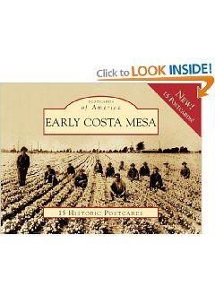 Early Costa Mesa 15 Historic Pcs, CA (POA) (Postcard of