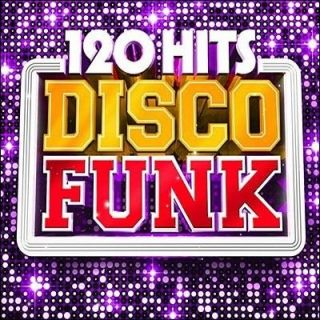 120 Hits Disco Funk   Achat CD COMPILATION pas cher
