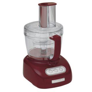 KitchenAid RKFP750GC Cinnamon 12 cup Food Processor/ 2 Bowls