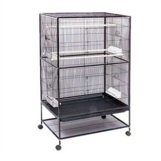 Prevue Hendryx F050 Pet Products Wrought Iron Flight Cage