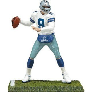Mcfarlane Toys Dallas Cowboys Tony Romo Figurine Toys