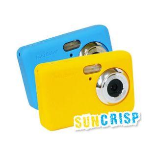 Easypix T514 PO JellyBaby   Appareil photo numérique   Bleu & Jaune