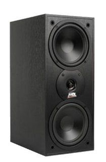 MTX Monitor 60i Dual 6 1/2 2 Way Bookshelf Speaker Pair