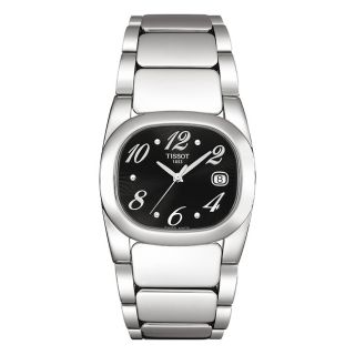 Tissot Womens Stainless Steel T Moments Watch