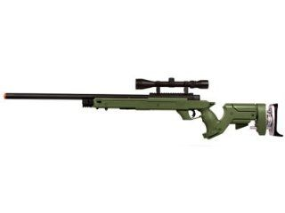 TSD Tactical SD97 Airsoft Sniper Rifle, OD Green airsoft