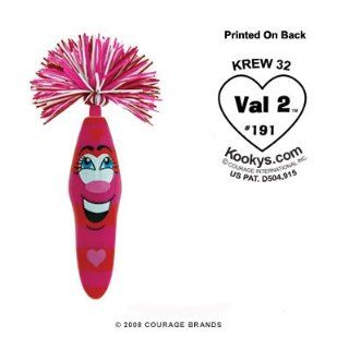 Collectible Pen   Krew 32   Valentines   VAL 2 #191 Toys & Games