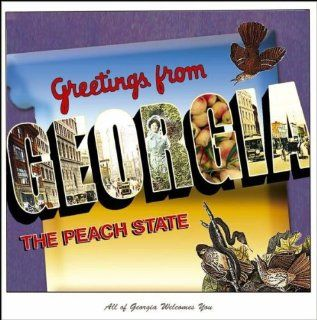 Greetings From Georgia The Peach State Various Artists