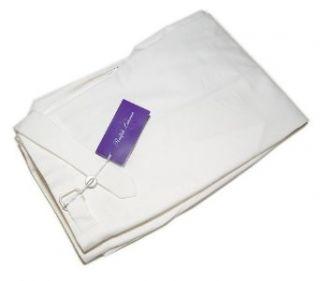 Polo Ralph Lauren Purple Label Mens White Cotton Dress