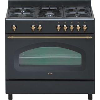 Cuisinière à gaz SCG990E   Achat / Vente CUISINIÈRE   PIANO