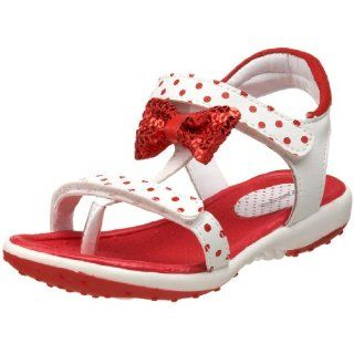 Pampili Flora 192.17 Sandal (Toddler/Little Kid),Rojo (96