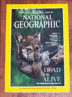 National Geographic March 1995 Vol. 187, No. 3: National Geographic
