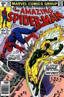 The Amazing Spider Man Vol. 1 No. 193 (The Wings of the Fearless Fly